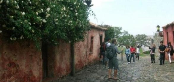 Calle de los suspiros, el lugar más visitado