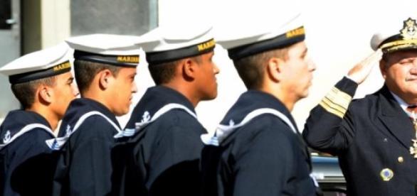 Concursos públicos Marinha do Brasil