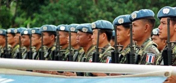 Forte ONU de mentinere a pacii