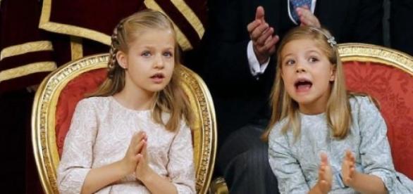 La princesa Leonor comulgará en mayo en su colegio