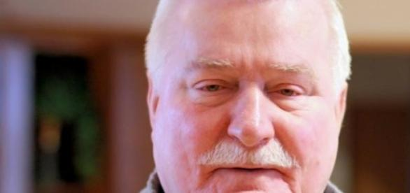 Lech Wałęsa, prawdopodobnie nagrany przez kelnerów