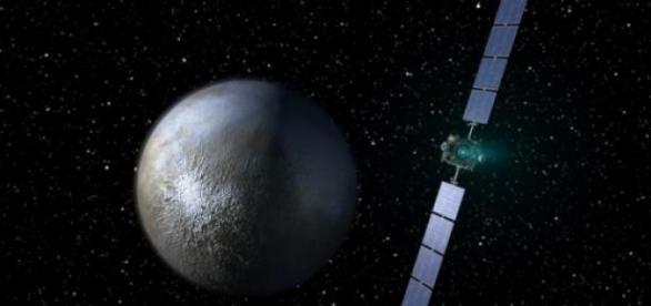 Missão teve início em setembro de 2007