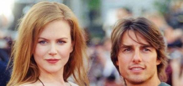 O casal de actores esteve casado durante 10 anos