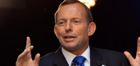 Premierul Australiei, Tony Abbott