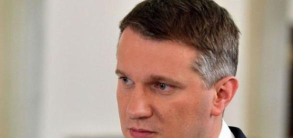 Przemysław Wipler, związany z nową partią KORWiN
