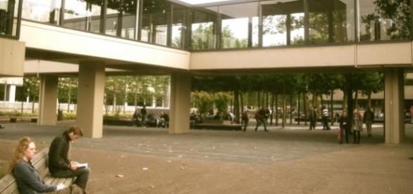 Radboud University em Nijmegen, Holanda