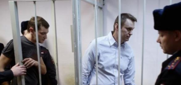 Alexey Navalny a fost eliberat din detentie