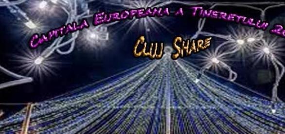 Cluj-Capitala Europeana a Tineretului pentru 2015