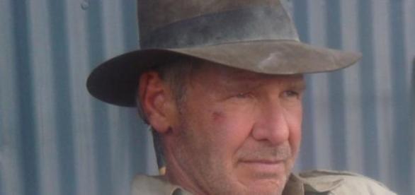 Harrison Ford a été victime d'un cran d'avion.