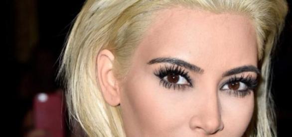 Kim Kardashian foi a que fez a mudança maior.