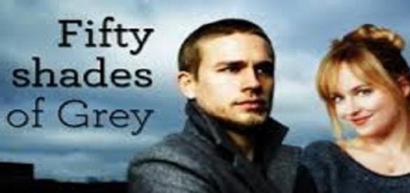 Liam dressed as Christian Grey