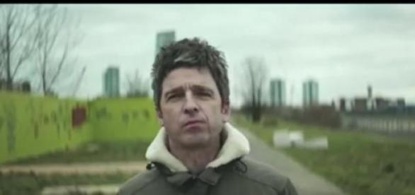 Noel Gallagher in video 'Ballad of the Mighty I'