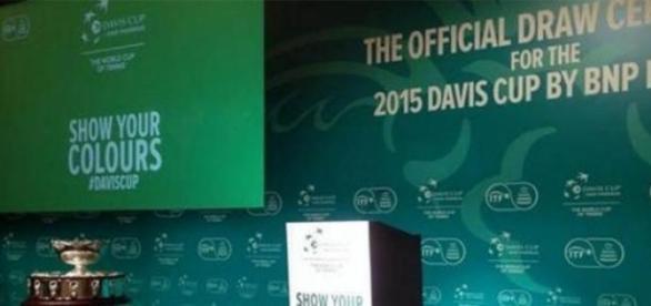 Sorteo oficial Copa Davis 2015