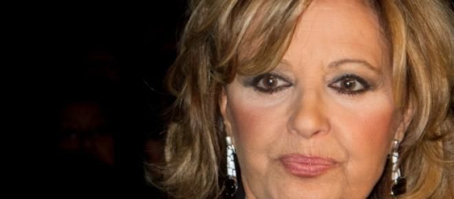 María Teresa Campos, presentadora de