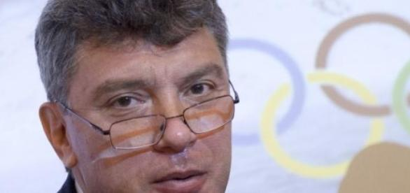 Boris Nemtsov, opozant al lui Vladimir Putin