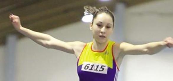 Florentina Marincu în acțiune