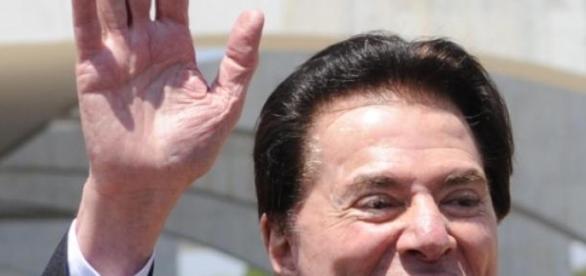 Silvio desejou boa sorte a Gugu