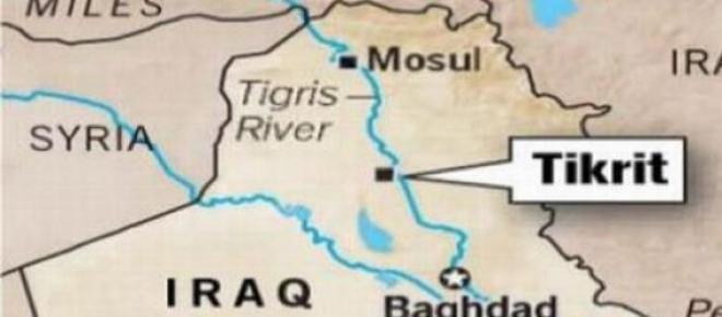 La importancia estrátegica de Tikrit