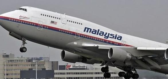 Boeing 777-200ER como el desaparecido hace un año