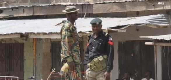 Grupo fundamentalista muçulmano Boko Haram