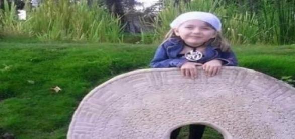 Laurelyne tinha 8 anos e foi morta pelo pai