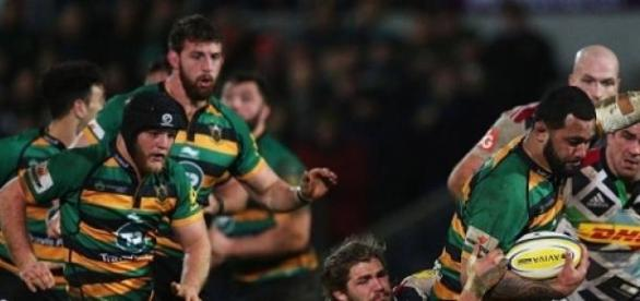 Samu Manoa scored a dramatic last-minute try