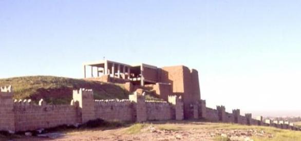 É a quarta cidade de Niníve a ser destruida.