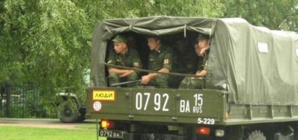 Supostas milícias seriam realmente tropas russas.