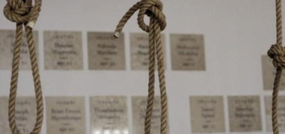 65 exécutions par pendaison ont été effectuées.
