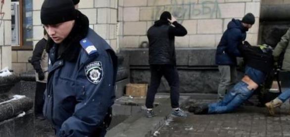 Activitatea criminala din Ucraina