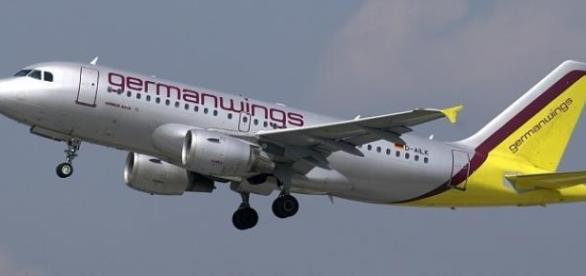 Airbus A320 de la Germanwings