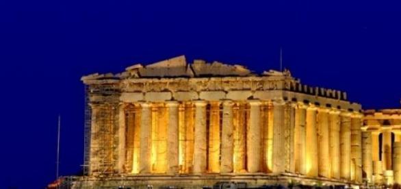 Das Parthenon in Athen bald in neuem Glanz?