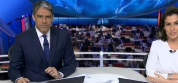 Jornal Nacional corta intervalos