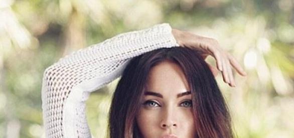 Megan Fox diz que é mais que uma cara bonita.