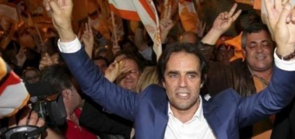 Novo presidente do Governo Regional