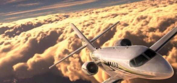 O Citation Latitude leva até nove passageiros