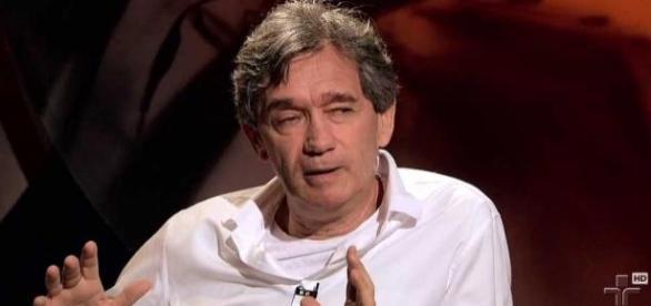 Serginho Groisman ainda não teve contrato renovado