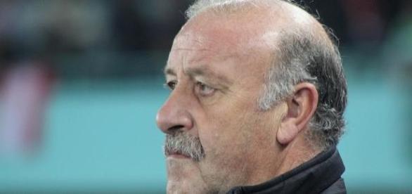 Vicente del Bosque, seleccionador español