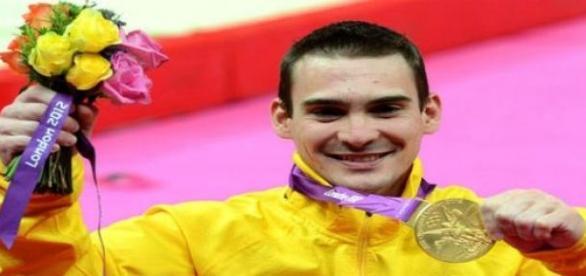 Arthur Zanetti conquistou o ouro em Londres - 2012