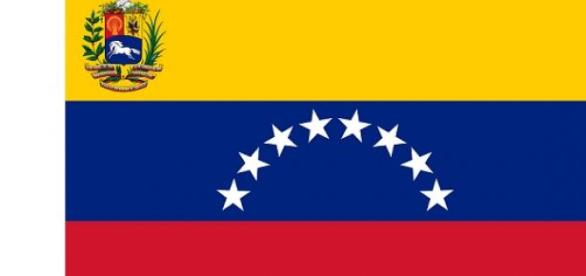 Bandeira da Republica Bolivariana da Venezuela