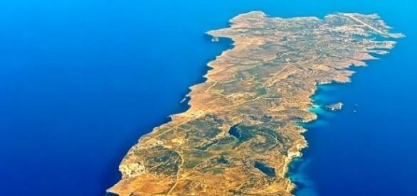 Die Idylle trügt: Vor Lampedusa geschehen Dramen