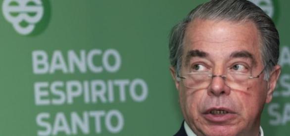 Foi presidente do BES até 24 de Julho de 2014