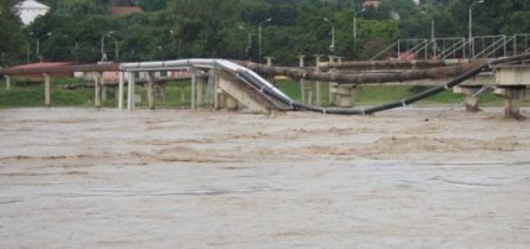 Fondurile au veniti in urma inundatiilor din 2014