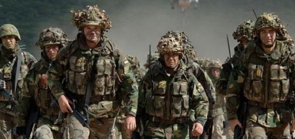 Fortele militare NATO din Europa