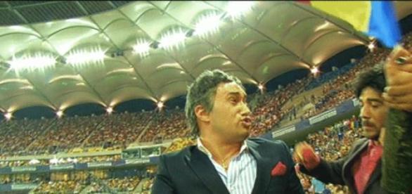 Gigi Becali suparat pe jocul Stelei