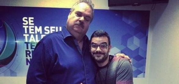 Gilberto Barros pode fechar contrato com a Record