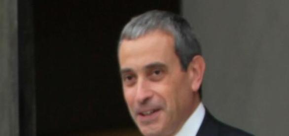 Laurent Stefanini, France's Holy See ambassador