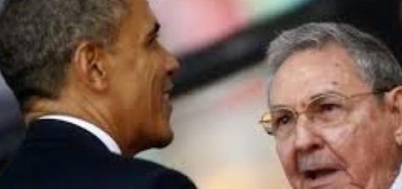 O apropiere istorica intre Cuba si SUA