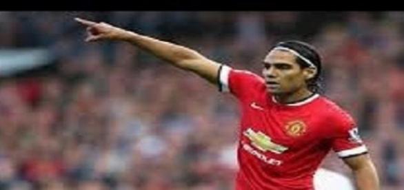 Radamel Falcao, decis sa paraseasca Manchester !
