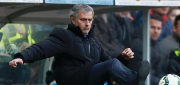 Técnico comanda o Chelsea da Inglaterra